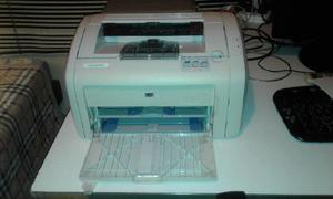 Impresora hp laserjet 1018