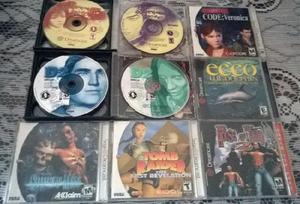 Juegos dreamcast originales