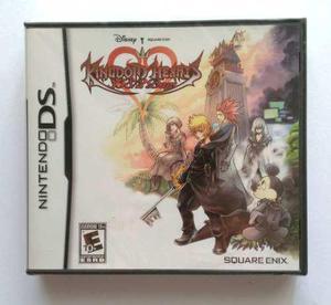 Kingdom hearts 358/2 days - nintendo ds original