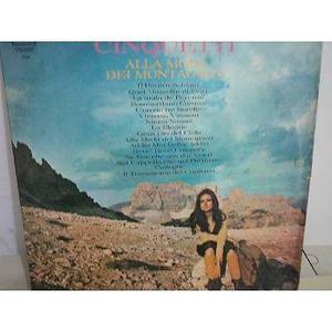 Long play 2 interpretados x gigliola cinquetti, 1973 y 19646