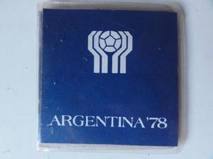 Monedas mundial argentina 78