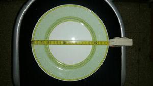 Platos grandes de porcelana fina italiana