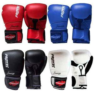 Par de guantes boxeo premium - kick boxing - entrenamiento