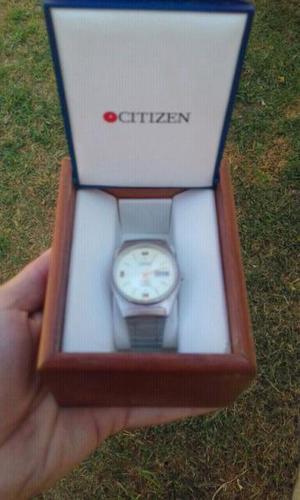 Reloj de cuerda automático citizen japonés
