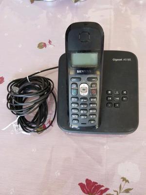 Telefono inalambrico con contestador automatico