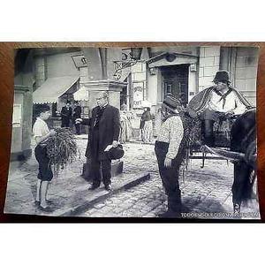 Antigua fotografia de enrique muiño en la pelicula
