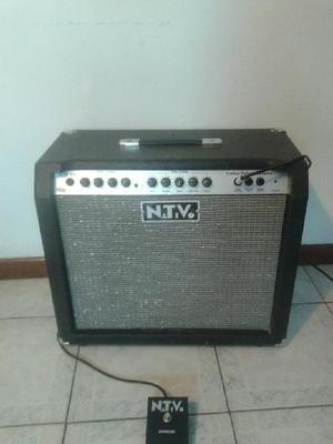 Amplificador guitarra nativo gts 65w con switch pedal