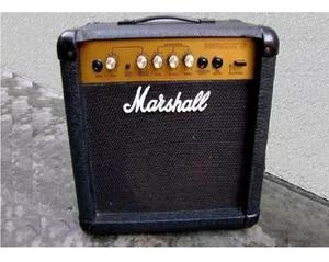 Amplificador marshall valvestate 10 w ingles, impecable!!!