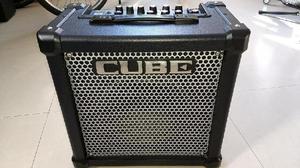 Amplificador de guitarra roland cube 20