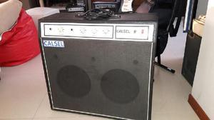 Amplificador de guitarra valvular 18watt