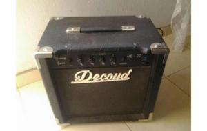 Amplificador de bajo decoud hb 20
