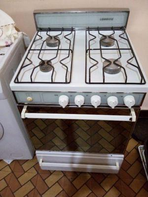 Cocina longvie - muy buen estado - eficacia, seguridad y
