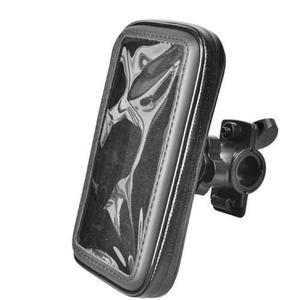 Funda soporte porta celular gps impermeable moto bici rpm