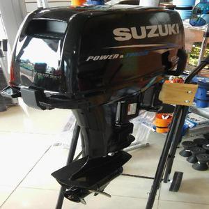 Motor suzuki 15hp 2t 0 km disponible ya!