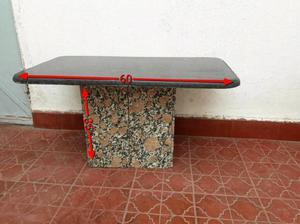 Mesa ratonera lista para entregar