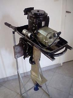 Motor 10 hp. - pata corta $ 7600