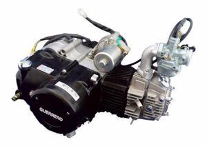 Motor 4 cambios guerrero 110 cc