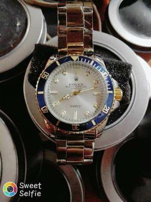 Reloj hombre rolex