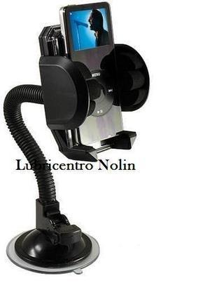 Soporte porta celular auto s6 s5 s4 note 3 4 j5 j7 - nolin