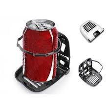Soporte posa vaso lata autos - ideal viajes largos - nolin