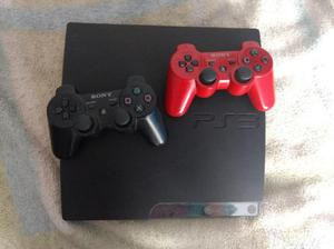 Vendo ps3 perfecto estado con 2 joystick originales 14