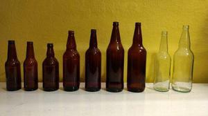 Botellas Cerveza De 500cc