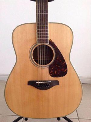 Guitarra acustica yamaha fg720s-12 cuerdas