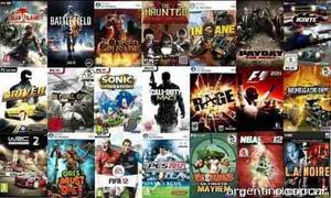 Juegos digitales todas las consolas