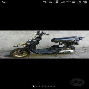 Scooter yamaha 50cc 2t no bicimoto ciclo