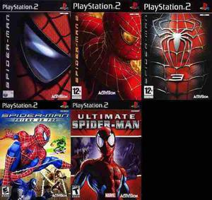 Spiderman hombre araña collection ps2 playstation 2 (5