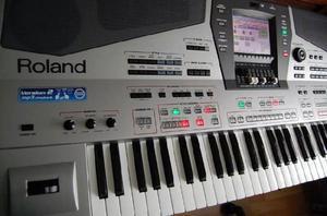 Roland e80 version 2 - arranger workstation profesional