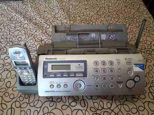 Fax Inalambrico Panasonic Kx-fg2853ag.