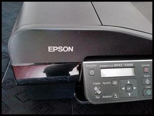 Impresora multifunción epson tx300f
