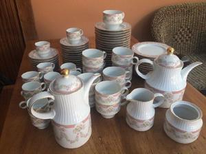 Juego té y café tsuji 92 piezas