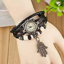 Relojes cuero vintage original