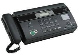 Telefono fax panasonic kx-ft988 papel termico contestador