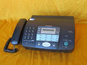 Teléfono, fax, contestador panasonic modelo kx-ft908ag