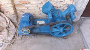 Compresor trifasico de 5 caballos