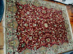 Alfombra antigua lana clasf for Alfombras de antigua