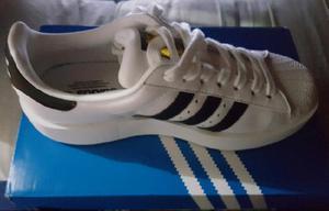 Adidas superstar con plataforma