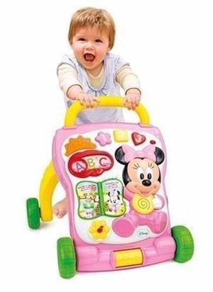 Andador caminador bebé minnie disney envío gratis !!
