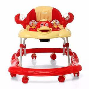 Andador musical pato bebe felcraft 8 ruedas reforzado envio