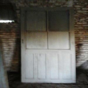 Antigua puerta madera cedro anuncios junio clasf for Restaurar puertas antiguas