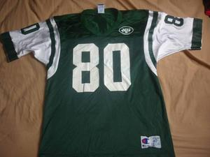 E camiseta new york jets marca champion nfl art 78038