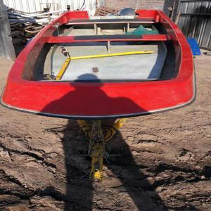Embarcación 4.05 con trailer