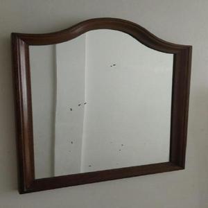 Espejo marco madera roble [ANUNCIOS septiembre] | Clasf