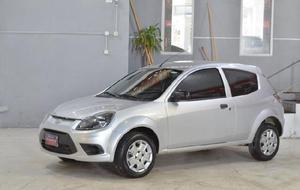 Ford ka fly viral 1.6l nafta 2011 3ptas color gris plata