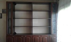 Mueble modular cristalero