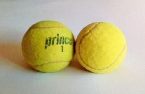 Pelotas tenis prince originales - dos unidades