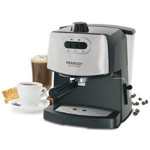 Cafetera express 1,8lts espumador 15 bar peabody - pe-ce460